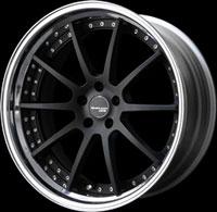 SSR Wheels Executor CV01S Flat Black