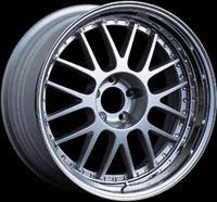 SSR Wheels Professor MS1 Gray Silver