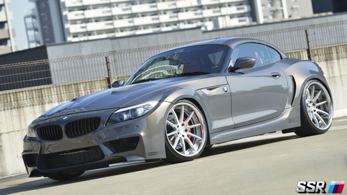 SSR CV01 wheels for BMW Z4M, modbargains