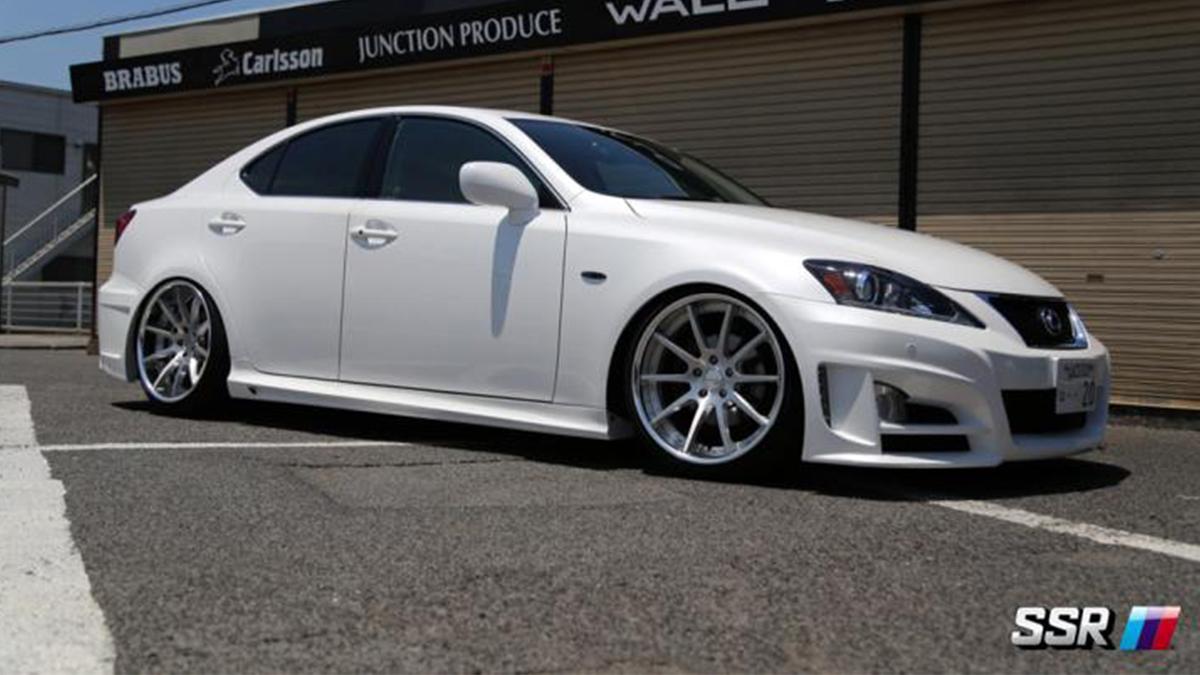 Lexus ssr cv01 silver wheels modbargains