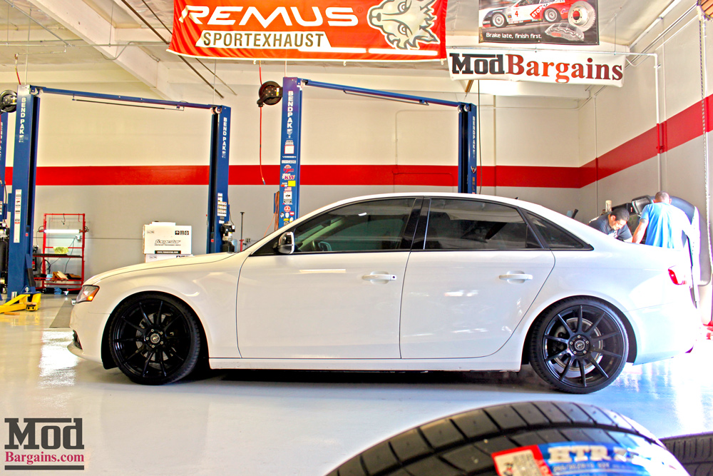 ST XT Coilovers for 2009+ Audi A4/S4 [B8]