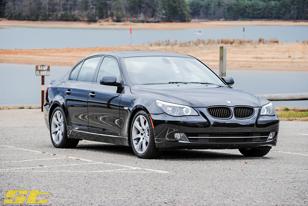 ST Suspensions Coilovers For E60 BMW sts13220005