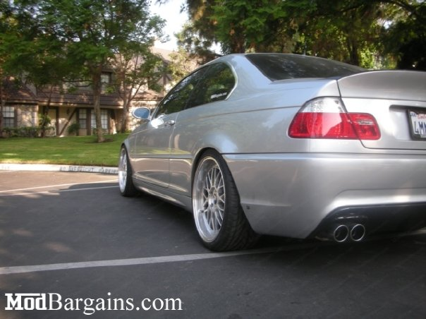 ST V1 Coilovers BMW E46 @ ModBargains.com