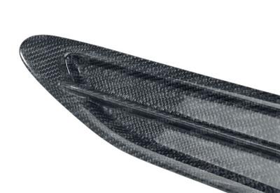 Seibon BR-style carbon fiber fender ducts for 2012-2013 Scion FRS / Subaru BRZ