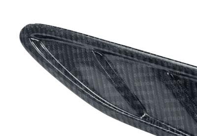 Seibon FR-style carbon fiber fender ducts for 2012-2013 Scion FRS / Subaru BRZ