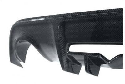 Seibon Carbon Fiber Rear Diffuser Scion FR-S / Subaru BRZ
