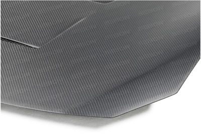 Seibon DV Style DRY Carbon Fiber Hood Scion FR-S / Subaru BRZ