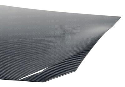 Seibon OEM Style Carbon Fiber Hood Scion FR-S / Subaru BRZ