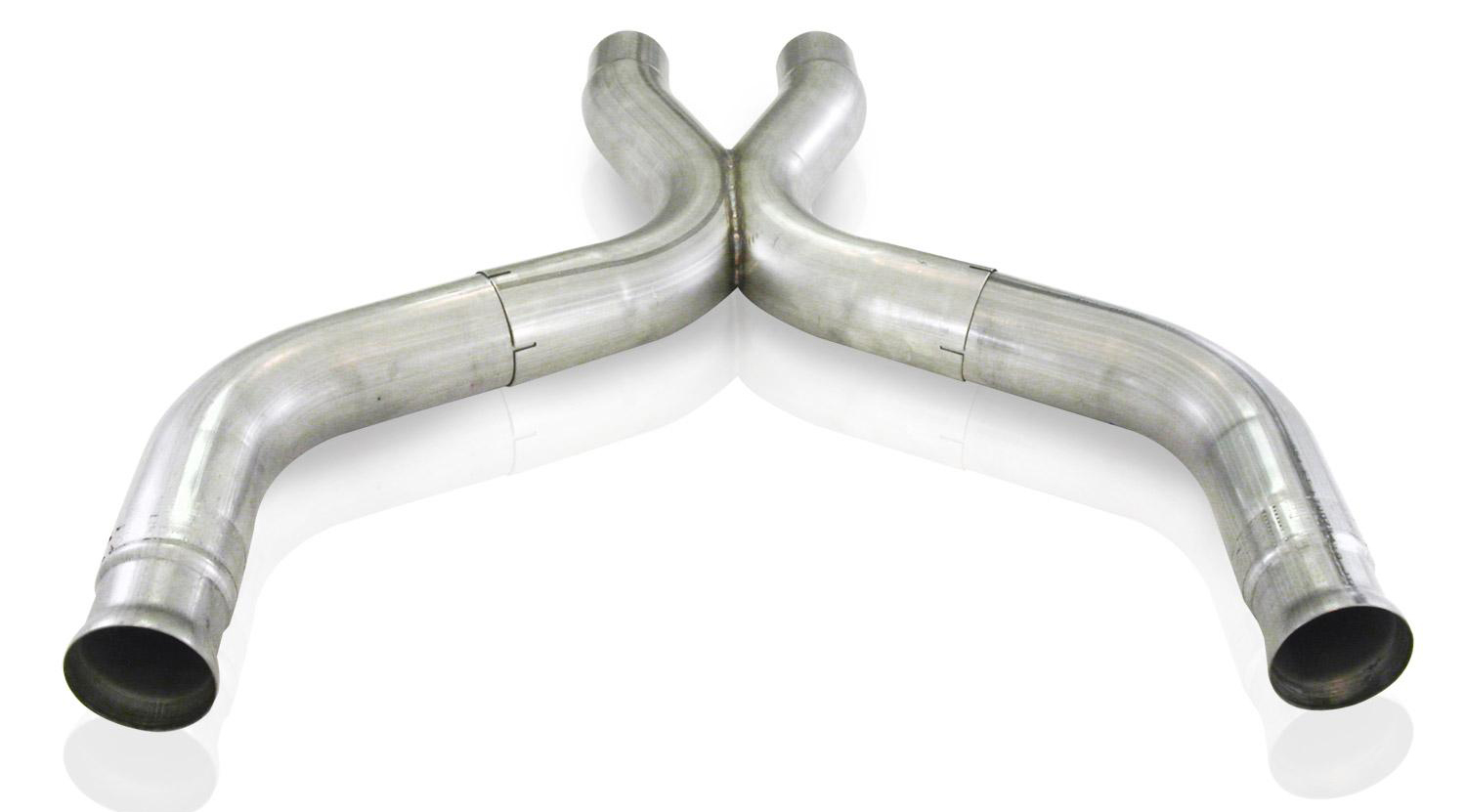 Stainless Works X-Pipes, Standard Version