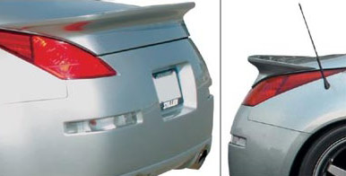 stillen rear wing 350Z