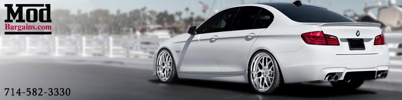 Получите свой передний и задний бамперы BMW F10 M5 Style в ModBargains!