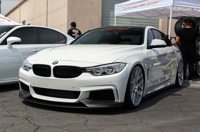 F32 4series bmw 4 modbargains mod modauto euro bmwperformance performance style lip diffuser front