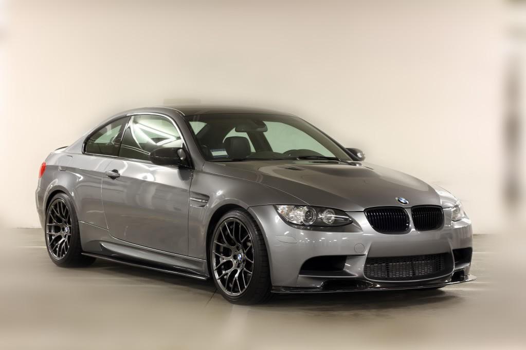 BMW E9X M3 GT4 Front Lip Spoiler