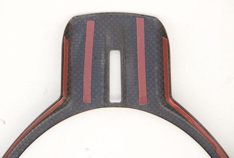 Carbon Fiber Steering Wheel Trim for 2012+ Scion FR-S/Subaru BRZ [ZN6/ZC6] Installed at ModBargains.com 4