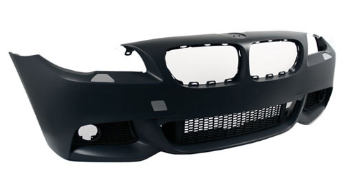 M-Sport Style Front Bumper for 2010+ BMW 5-Series [F10]