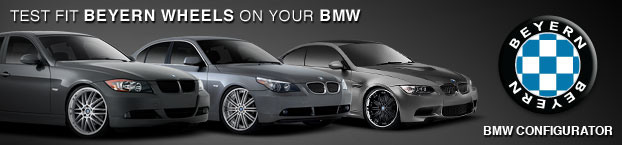 Beyern Wheels on your BMW