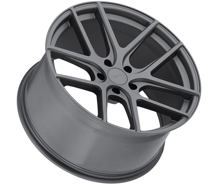 TSW Geneva Wheels in Matte Gunmetal for BMW