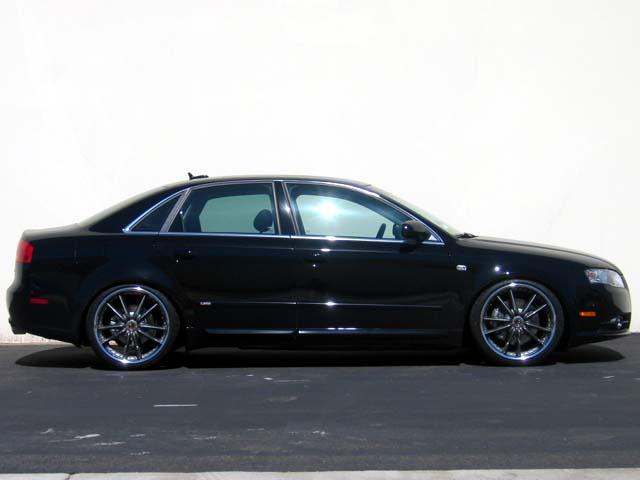 Tein Stech Audi A4 Quattro 02-05 B6 Lowering Springs SKG70-AUB00