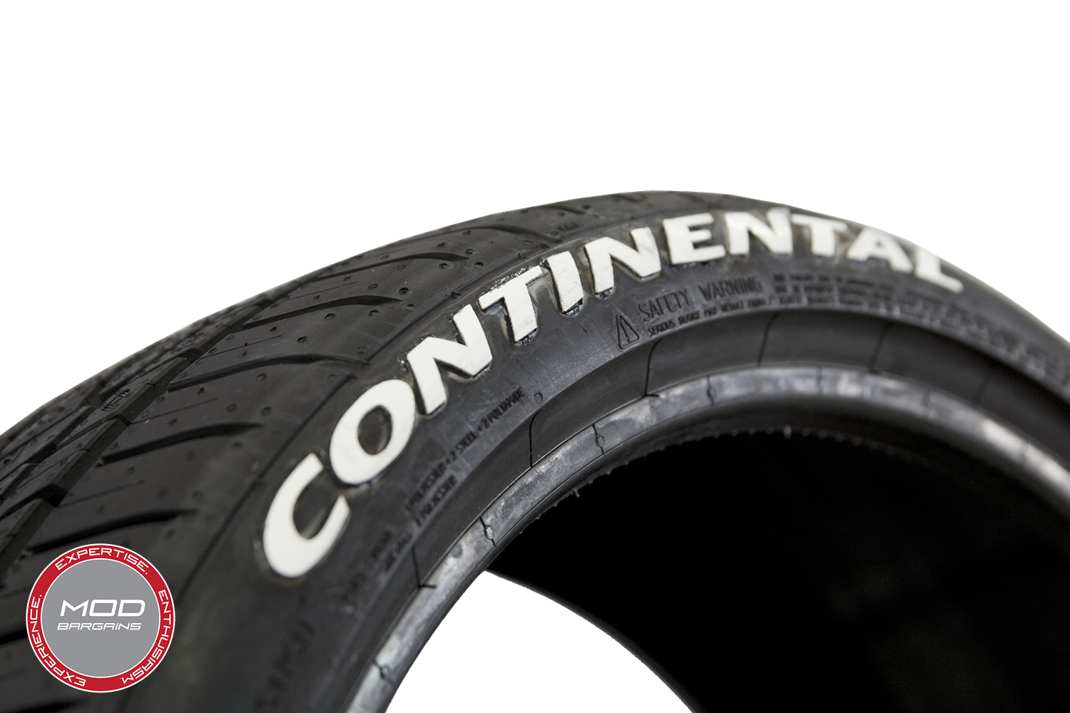 Continental Tire Stickers - Continental Logo