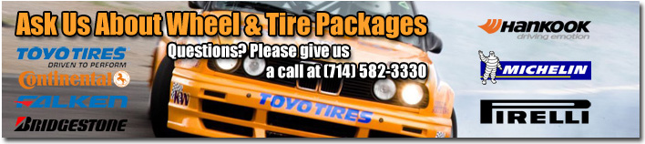 Wheels and Tires Package