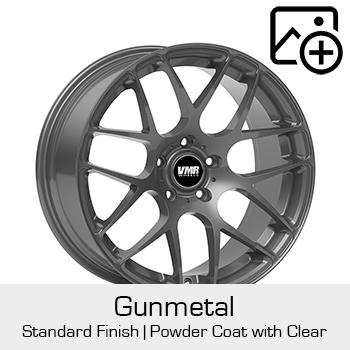 VMR Standard Finish Gunmetal