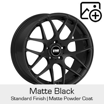 VMR Standard Finish Matte Black