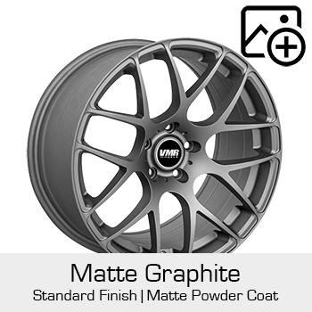 VMR Standard Finish Matte Graphite