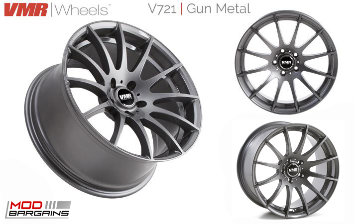 VMR V721 in Gunmetal