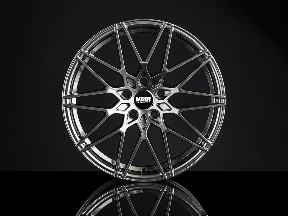 VMR V801 Wheels in Anthracite (2)