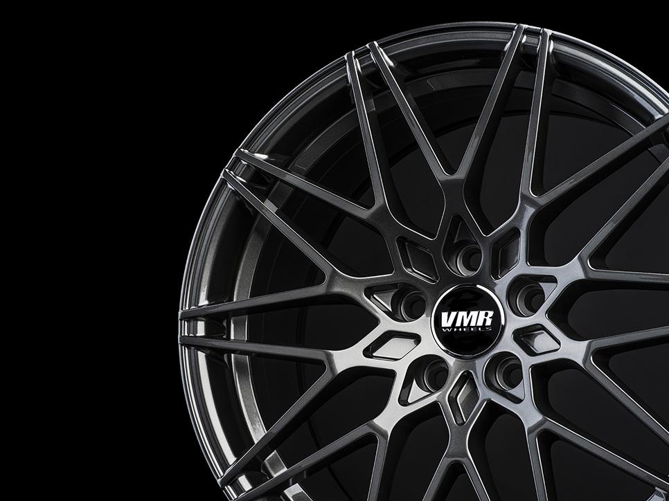 VMR V801 Wheels in Anthracite (3)