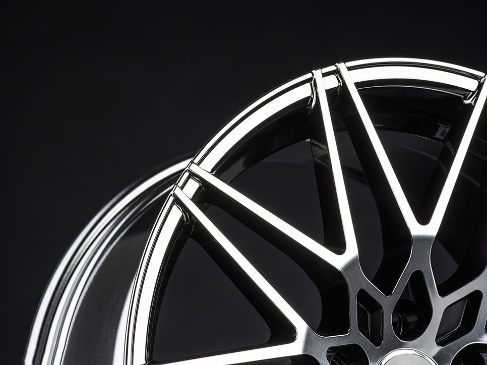 VMR V801 Wheels in Mercury Black Metallic (2)