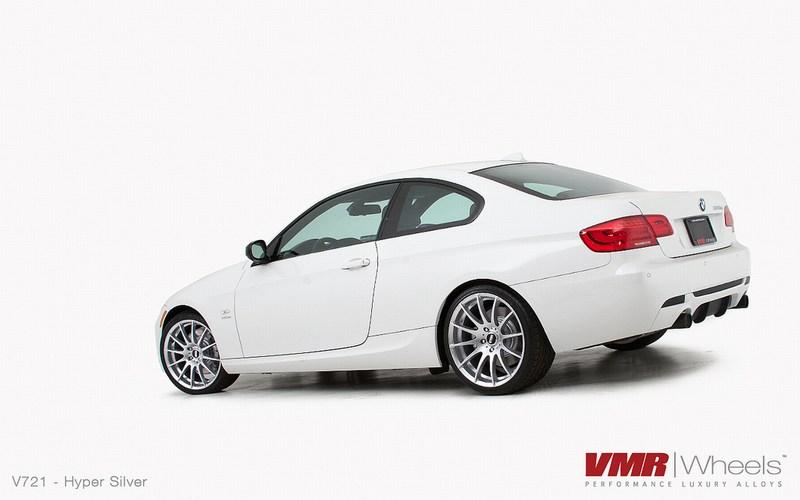 VMR Wheels V721 Hyper Silver