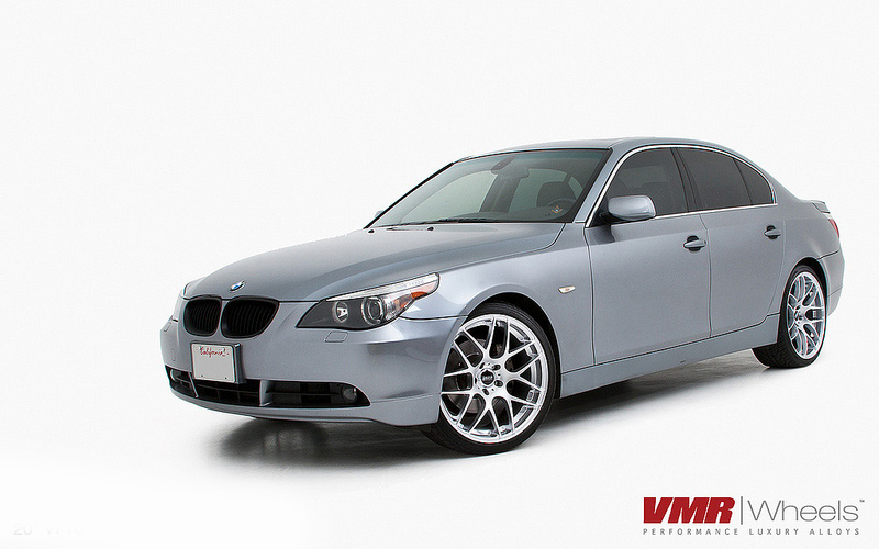 VMR Wheels V710 18inch Non Staggered on BMW