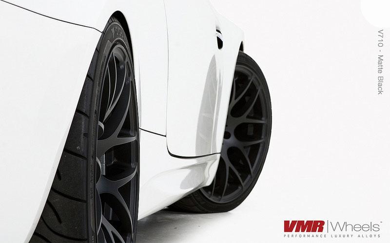 VMR Wheels V710 Matte Black 18inch E92