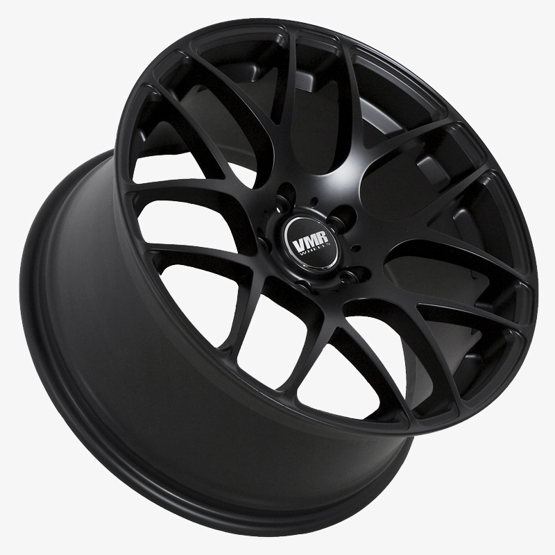VMR V710 Matte Black for VW/Audi