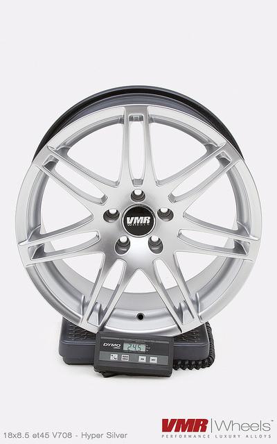 VMR V708 et35 Hyper Silver