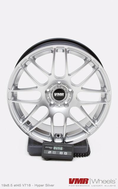 VMR V718 et45 Hyper Silver