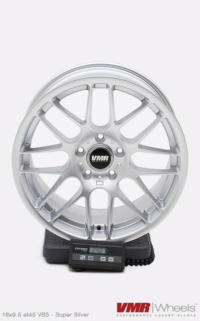 VMR VB3 et45 Super Silver