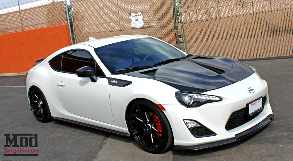 Winjet Headlights for FR-S