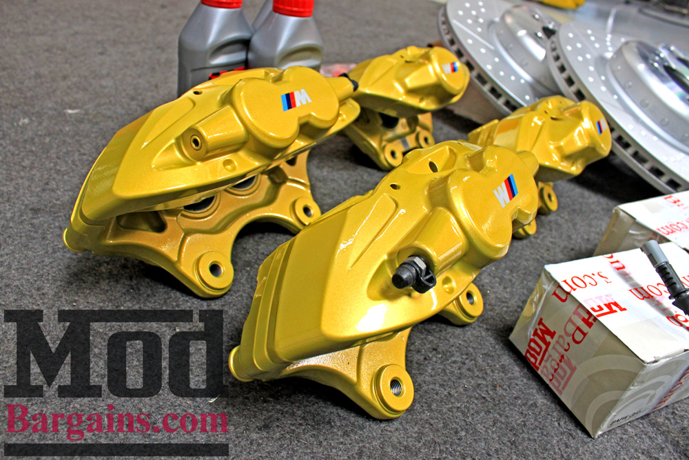 BMW M Performance Big Brake Kit for 2012+ BMW 328i/335i [F30] 34112221445/34206797600