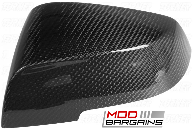BMW M2 F87 Carbon Fiber Side Mirror Covers