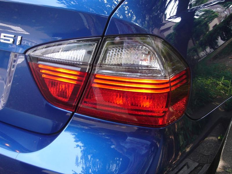 BMW Performance E90 Blackline Tail Lights
