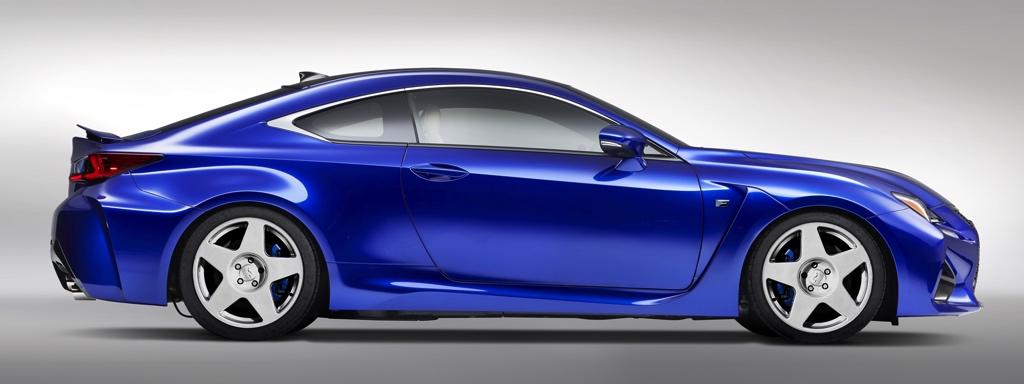 Lexus Tarmac Wheels
