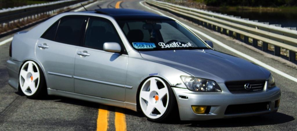 Lexus with fifteen52 Tarmac Wheels
