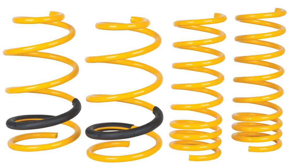 Mountune Lowering Springs for 2013 Ford Focus ST