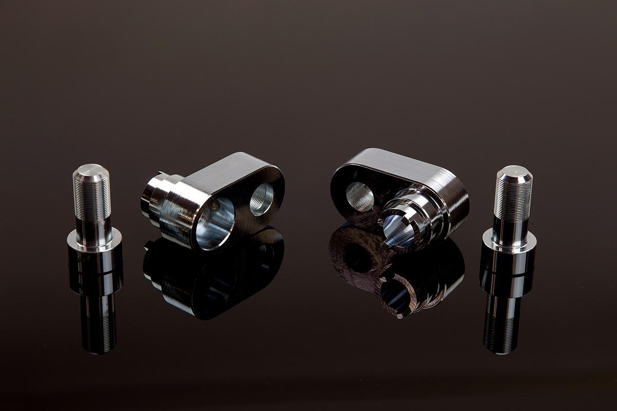 offset steering rack extenders nissan 370z