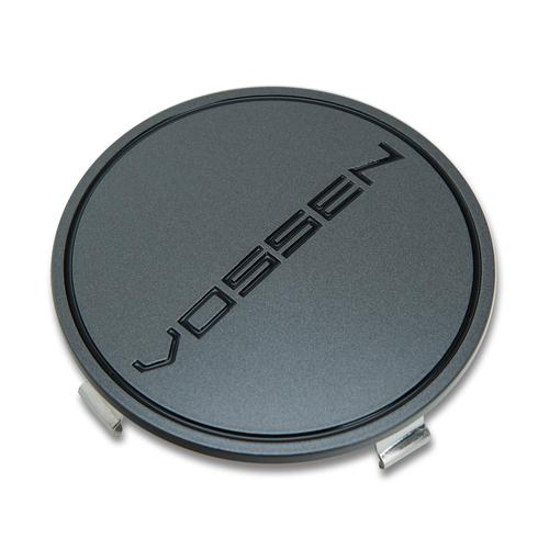 Vossen Optional Center Cap Machined with Black Text