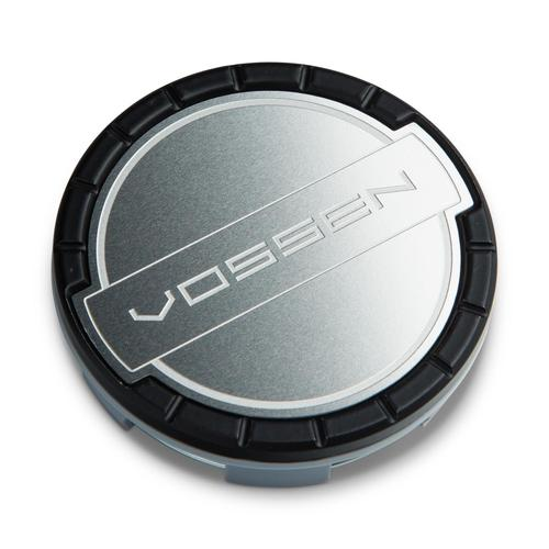 Vossen Billet Sport Center Cap Satin Black/Brushed