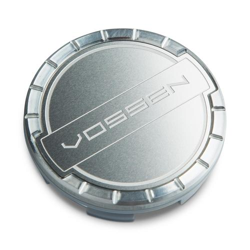 Vossen Billet Sport Center Cap Gloss Clear/Brushed