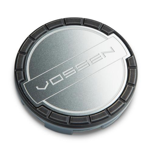 Vossen Billet Sport Center Cap Stealth Grey/Brushed